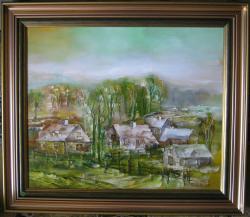 Picturi de primavara Primavara la Valea Viilor