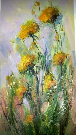 Picturi de primavara Pictura - Flori