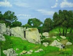Picturi de primavara Cave di cuza