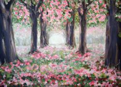 Picturi de primavara Spring Blossom