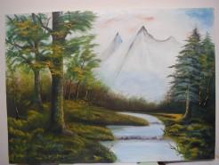 Picturi de primavara Primavara