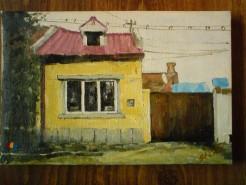 Picturi de primavara Casa 2