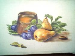 Picturi de toamna fructele toamnei