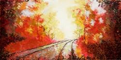 Picturi de toamna Autumn leaves