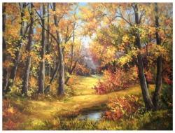 Picturi de toamna TOAMNA IN PADURE