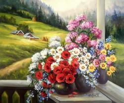Picturi de toamna TOAMNA IN PRIDVOR  (2)
