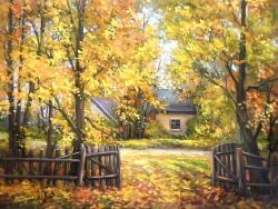 Picturi de toamna Ulita toamnei
