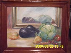 Picturi de toamna toamna in oglinda 2