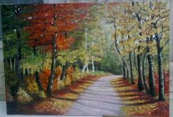 Picturi de toamna Drumul catre tine