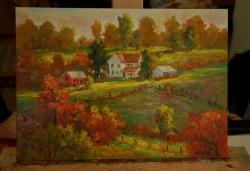 Picturi de toamna Toamna de acasa