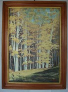 Picturi de toamna Peisaj de toamna 101