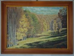 Picturi de toamna Peisaj de toamna 102
