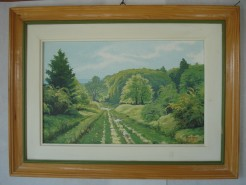 Picturi de toamna Toamna inca verde 106