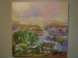 Picturi de toamna Sat de Pescari la Dunavat