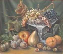Picturi de toamna Fructe