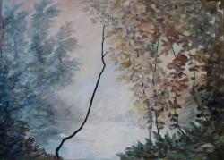 Picturi de toamna Aer de Septembrie