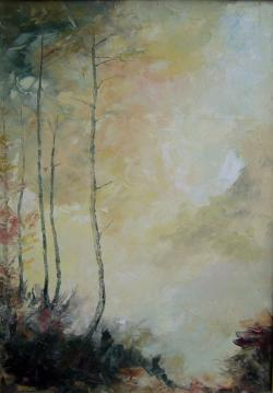 Picturi de toamna Pastel de toamna
