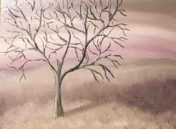 Picturi de toamna Singur