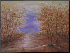 Picturi de toamna Peisaj toamna