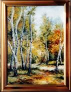Picturi de toamna Mesteceni