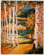 Picturi de toamna Simfonie de toamna
