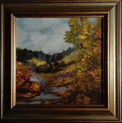 Picturi de toamna Alunecare