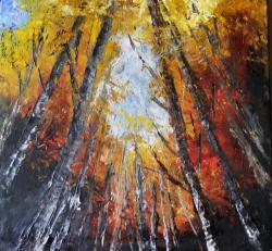 Picturi de toamna Aspiratie inalta