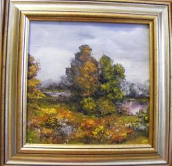 Picturi de toamna Copacii-fratii