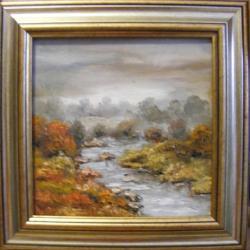 Picturi de toamna Diluviu de toamna