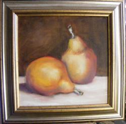 Picturi de toamna Pere dulci
