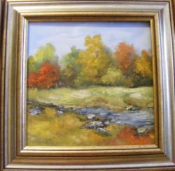 Picturi de toamna Toamna curcubeului