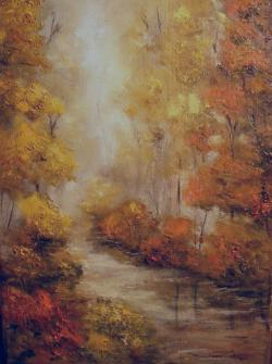 Picturi de toamna Toamna si parcul