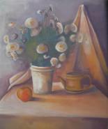 Picturi de toamna Crizanteme
