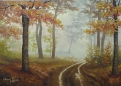 Picturi de toamna Noroi si ceata