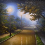Picturi de toamna Strada mea 2