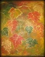 Picturi de toamna Rapsodie de toamna