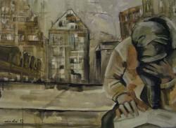 Picturi de toamna Tensiuni urbane