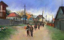 Picturi de toamna Buchila 3 noiembrie 2013