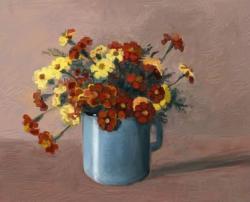 Picturi de toamna craite in cana albastra