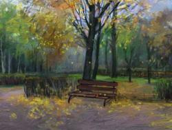 Picturi de toamna in park toamna