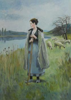 Picturi de toamna pastorita