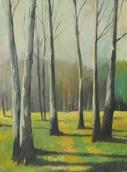 Picturi de toamna peisaj 5