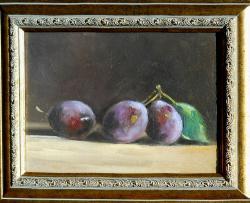 Picturi de toamna prune 9
