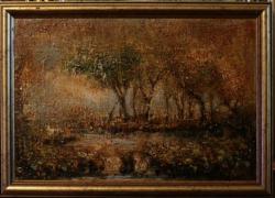 Picturi de toamna peisaj toamna 16