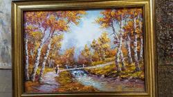 Picturi de toamna peisaj toamna 1
