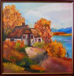 Picturi de toamna Culori de toamna