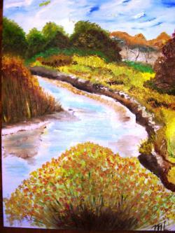 Picturi de toamna Toamna multicolora