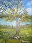 Picturi de toamna Arborele