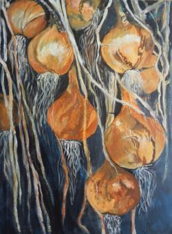 Picturi de toamna Cepe galbene