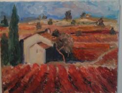 Picturi de toamna Culorile belșugului
